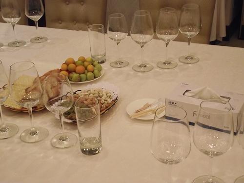 葡萄酒品尝顺序