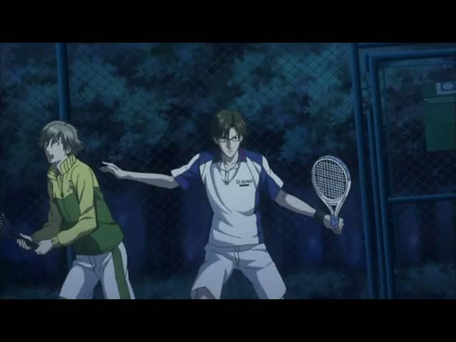 网球王子海原祭-网王剧场版英国式庭球祭截图 吐槽高清图片