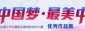 我的中国梦.最美中国(第二届作品集)